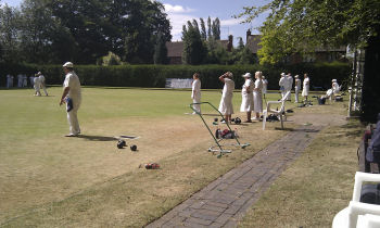 Bowls Club Sponsored by Will Planning Solutions